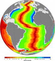 Age fonds oceanique