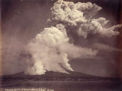 Eruption 1872